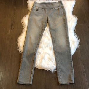 Stretch Waist Jag Jeans